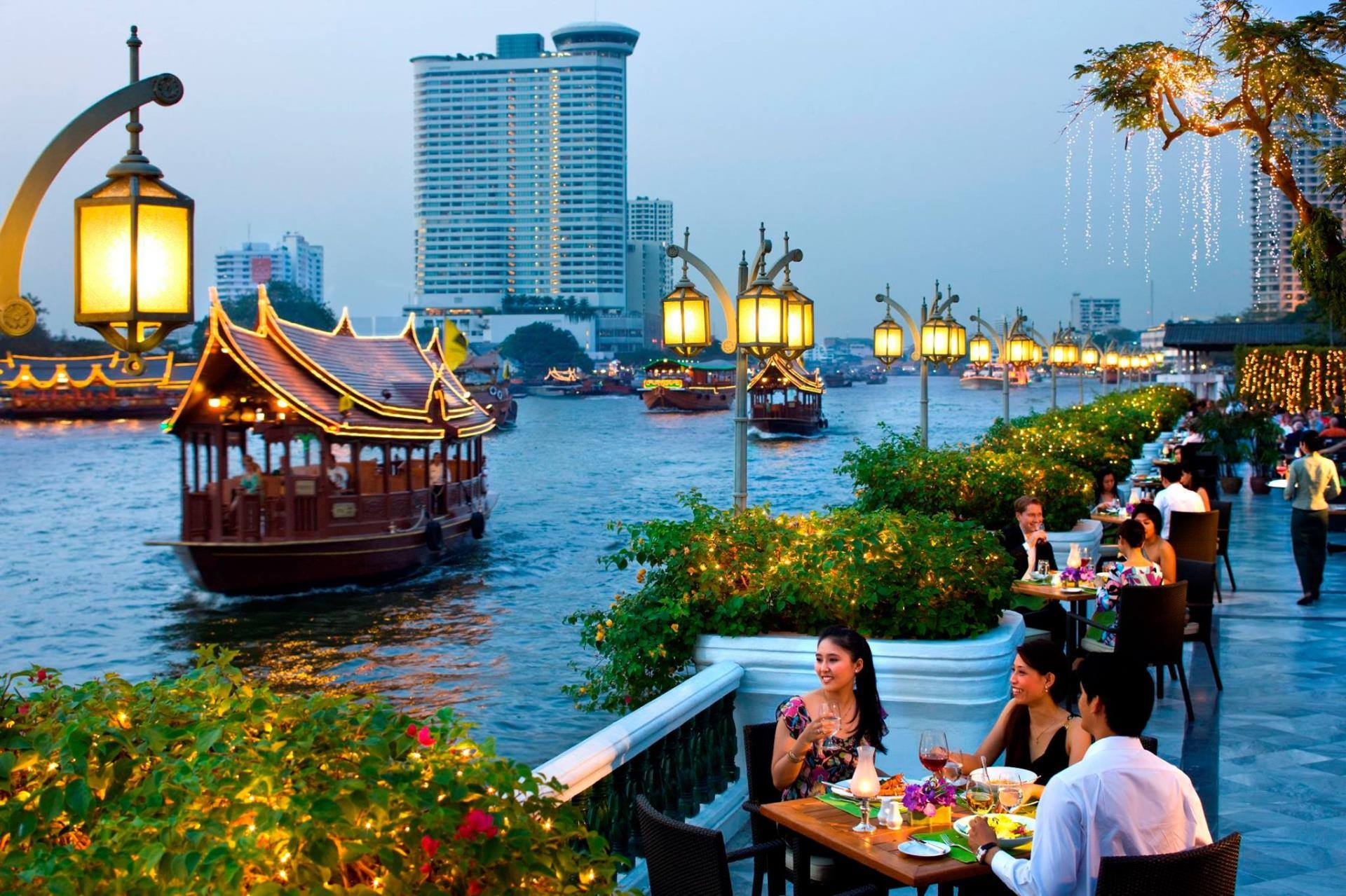 Most Luxurious Hotels in Bangkok