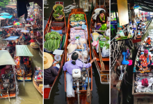 Photo of 8 Must-Visit Floating Markets In Bangkok (2020 Guide)