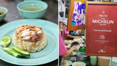 Photo of This 59 Year Old Hainanese Chicken Rice Shop In Bangkok Has A Bib Gourmand Award