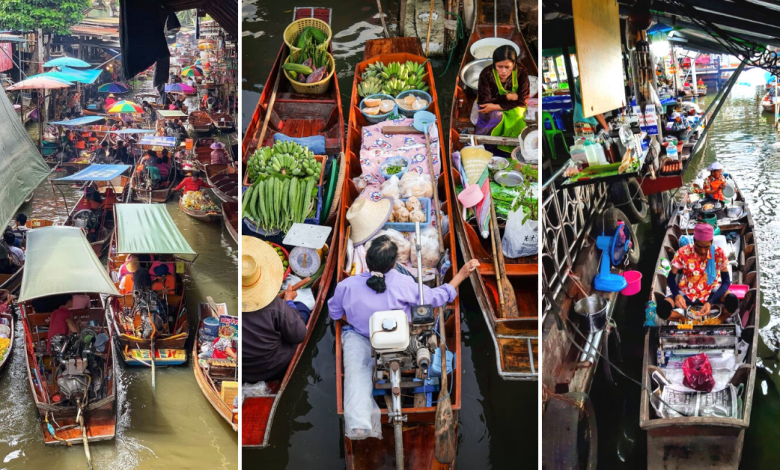 Photo of 8 Must-Visit Floating Markets In Bangkok (2019 Guide)