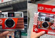 Photo of Kit Kat Film Camera Is Available In 7-Eleven Thailand For 255 Baht