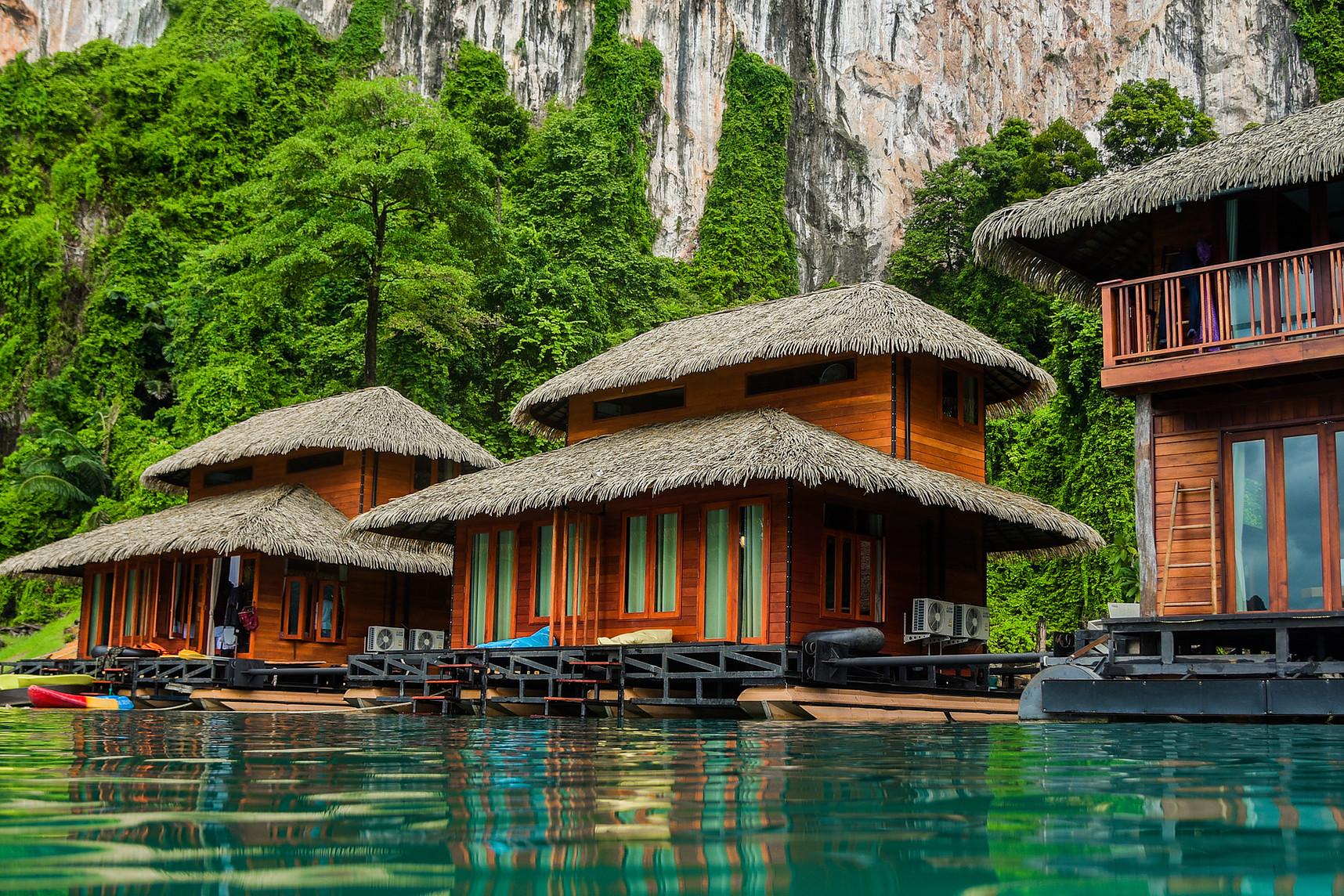 Water Villas In Thailand