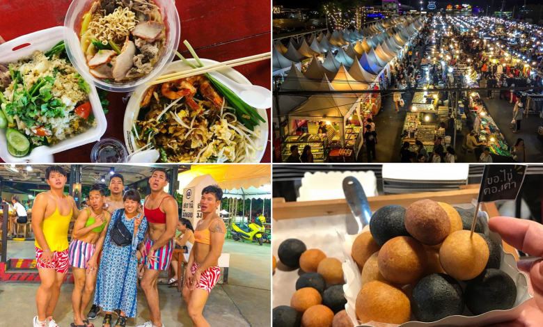 Photo of 10 Night Markets in Bangkok Near Pratunam