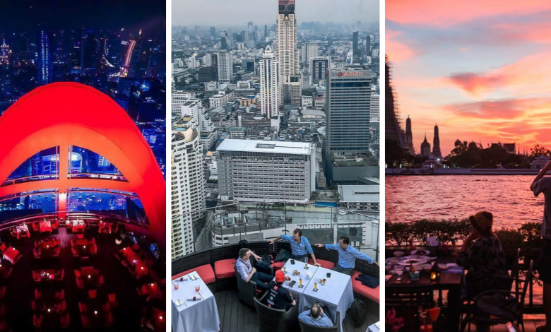 Photo of 10 Romantic Restaurants With A View In Bangkok (2019 Guide)