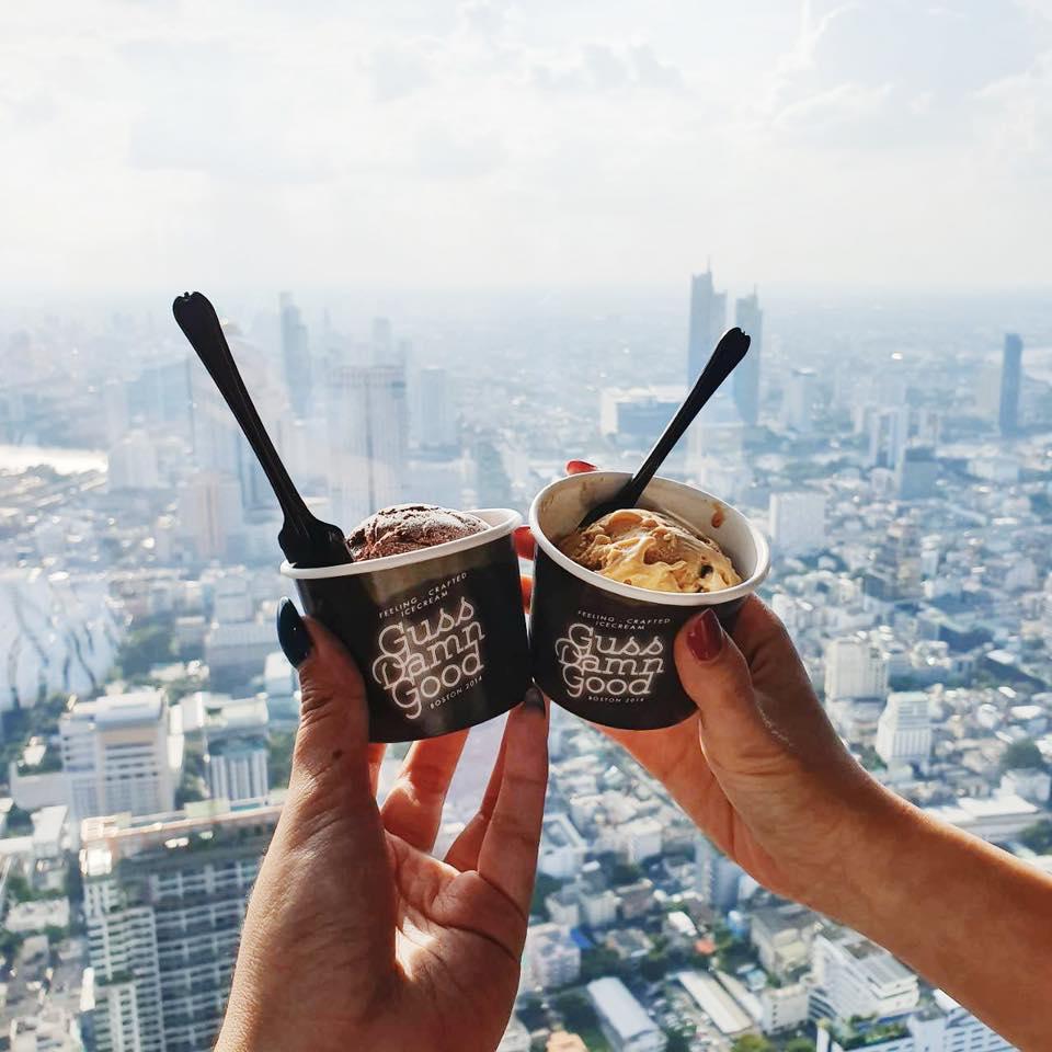 best ice cream in Bangkok