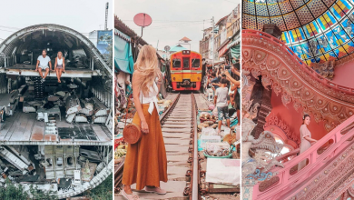 Photo of 10 Most Instagram-Worthy Spots in Bangkok 2020