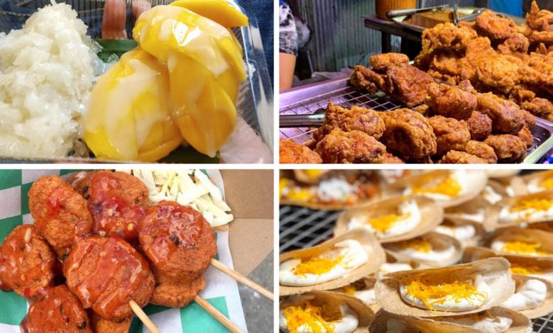 bangkok street snack