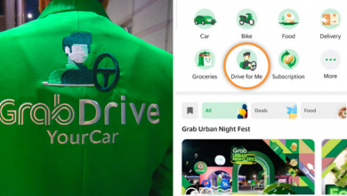Photo of Grab Introduces GrabDriveYourCar To Curb Drinking & Driving In Thailand