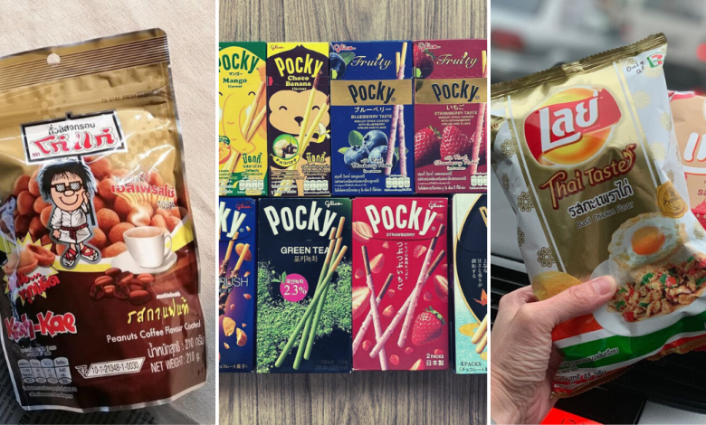 Photo of 10 Must-Buy Snacks From Tesco Lotus Thailand Including Lay's, Koh-Kae & Taokaenoi