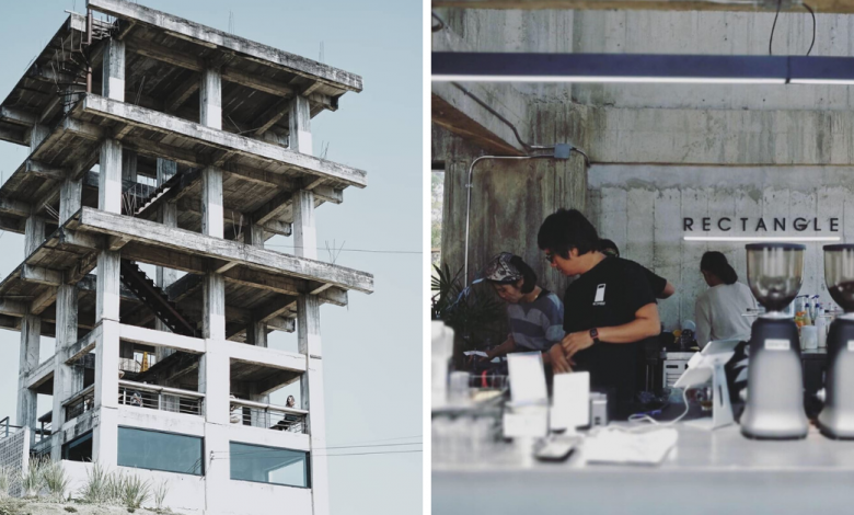 Photo of This Deconstructed 6-Storey Building In Chiang Mai Houses A Coffee Shop With Panoramic View