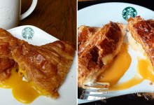 Photo of Starbucks Thailand Rolls Out New Golden Buttery Salted Egg Lava Croissant