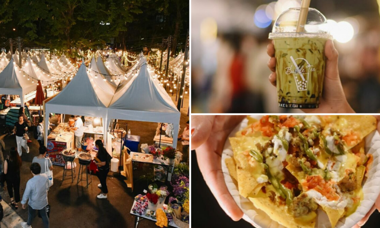 Photo of New Ekkamai Market With Trendy Eats & Live Music Is A Must-Visit Spot In Bangkok