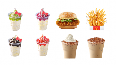 Photo of McDonald's Thailand Has Hello Kitty Inspired Sundae & Other New Items