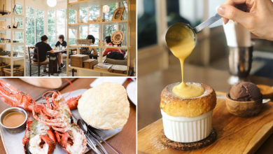 Photo of This Dessert Spot In Bangkok Has More Than 20 Types Of Soufflé Including Lobster Soufflé