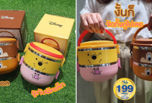 Photo of Winnie The Pooh & Piglet, Chip 'n' Dale Pinto Carrier Sets Are Now Available In 7-Eleven Thailand