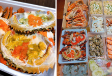 Photo of This Famous Spot In Bangkok Delivers Fresh Seafood To Your Home Like Steamed Mud Crab