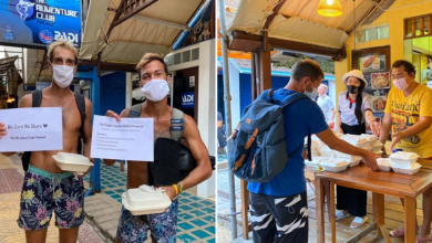 Photo of Stranded Tourists Show Their Appreciation For Thailand's Warm Hospitality During COVID-19