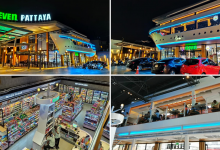 Photo of Thailand's Largest 7-Eleven Is Located In Pattaya Boasting 2-Storeys & A Nautical Theme