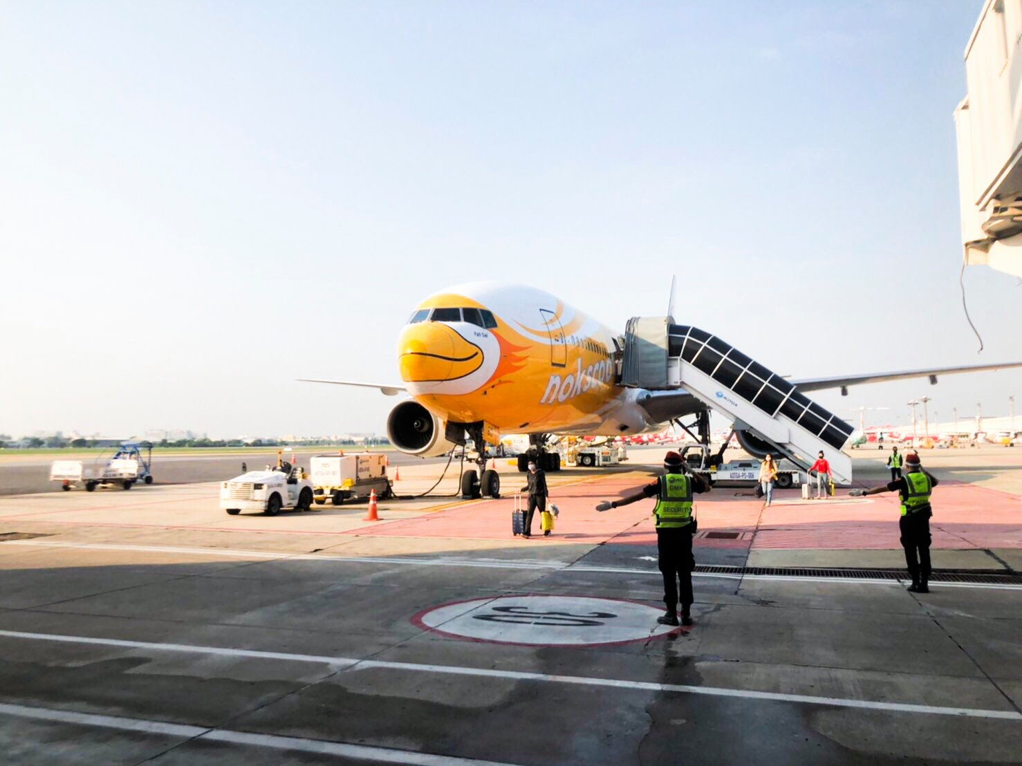 NokScoot shutting down airline company