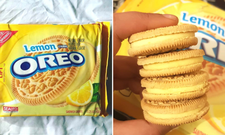 Photo of Limited Edition Lemon Creme Oreo Is Finally Here In Thailand
