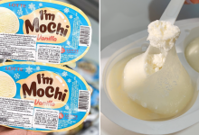 Photo of Lotte Vanilla Mochi Ice Cream Is Now Available In 7-Eleven Thailand