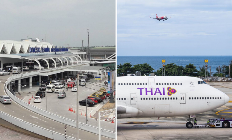 Photo of Phuket Airport Will Reopen Its Domestic Flights On 15th June With Safety Measures