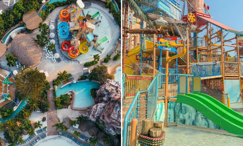 Photo of Hua Hin's World-Class Water Park Will Be The First To Reopen In Thailand On 20th June