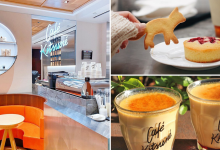 Photo of French Famous Café Kitsuné Is Opening Its First-Ever SEA Branch At Emquartier In Bangkok