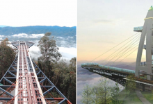 Photo of Betong's Ai Yerweng Skywalk Sets To Open By End Of The Year And It's The Longest In Southeast Asia
