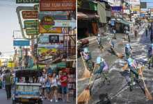 Photo of Famous Khao San Road Sets To Return In August With A Brand New Look