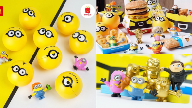 Photo of Minions Are Invading McDonald's With limited Edition Capsule Toys And Adorable Menu