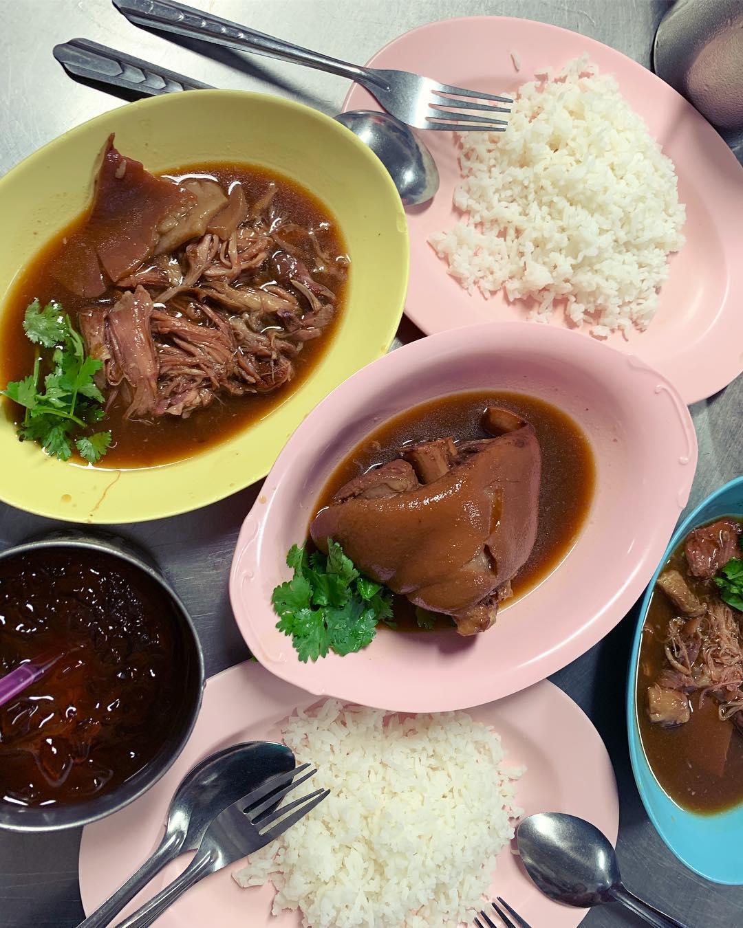 Old Generation Street Food Bangkok