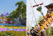 Photo of Dream World Amusement Park Thailand Now Offers 40% Off On Unlimited Pass