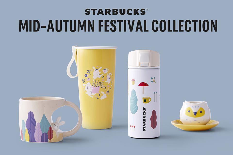 Starbucks Thailand Mid Autumn Celebration