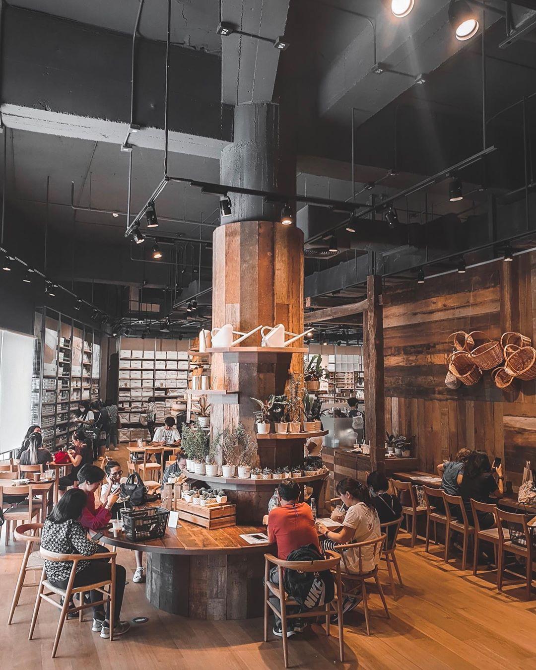 Muji Cafe Bangkok