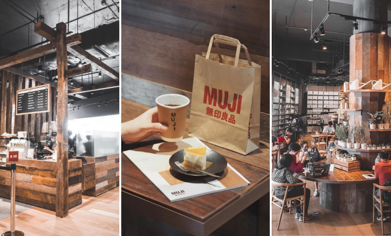 Photo of MUJI Has Just Opened Its 2nd Cafe In Bangkok With A Classy All Wood Interior