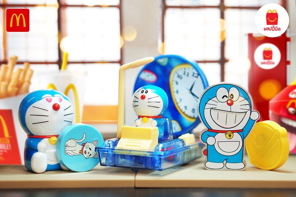 Doraemon Happy Meal