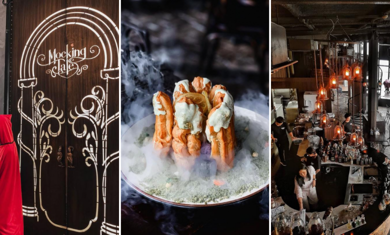Photo of This Enchanted Restaurant in Bangkok Serves Fairytale-like Desserts and Drinks