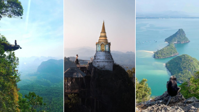 Photo of 15 Majestic Mountain Hikes In Thailand With Magnificent Sceneries To Visit In Your Lifetime