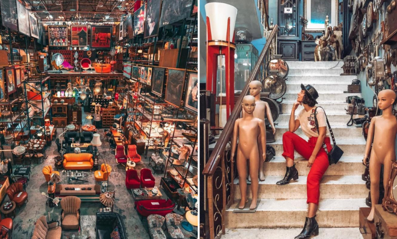 Photo of We Found The Biggest Antique Store in Thailand and It's Half a Century Old