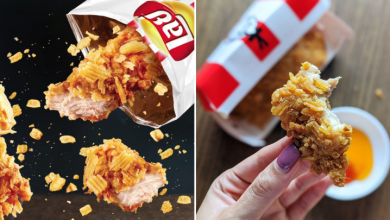 Photo of KFC Thailand Releases New Chicken Tenders Coated With Lay's Potato Chips