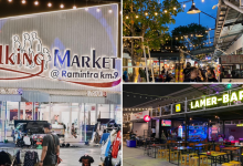 Photo of This New Night Market In Bangkok Has Neon Lights, Vintage Stalls And Thai Street Food