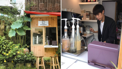 Photo of This Thai Operates A Mini Coffee Bar From His Front Yard In Chiang Mai