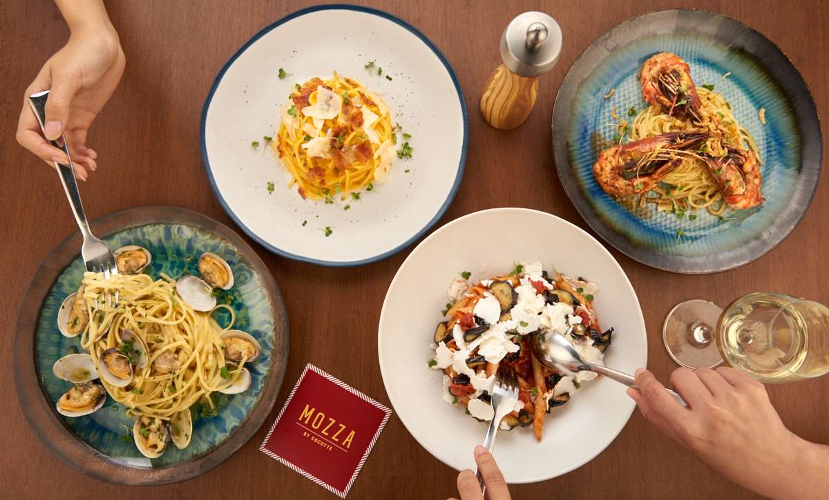 Mozza by Cocotte Bangkok