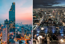 Photo of FREE Entry To Thailand's Tallest SkyBar With A 360 Degree Scenic View Until End Of November