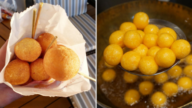 Photo of Here's A Simple Fried Thai Sweet Potato Balls Recipe To Try Out At Home