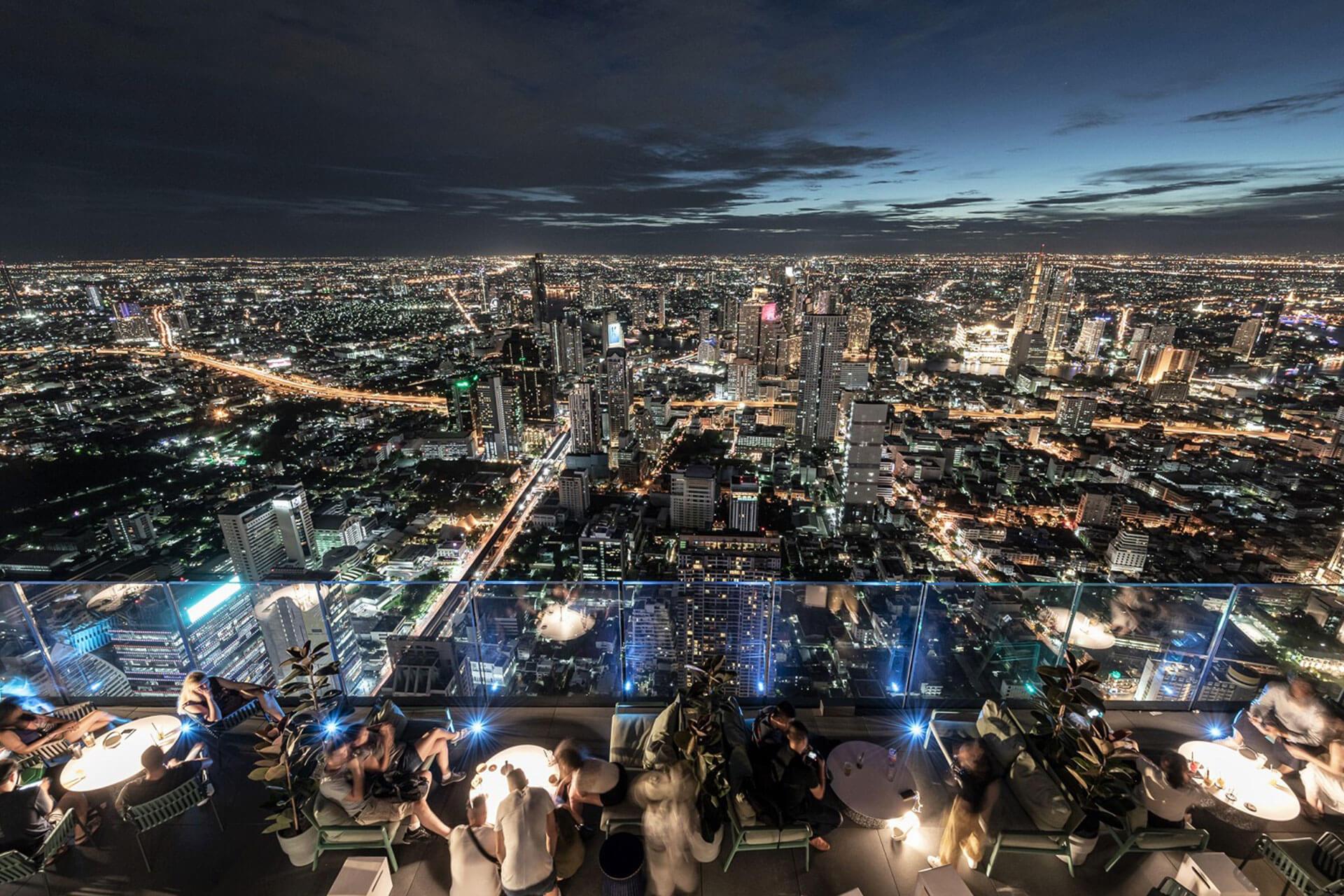 King Power Mahanakhon SkyBar Bangkok