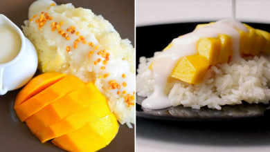 Photo of 10 Simple Steps To Make Thai Mango Sticky Rice With 6 Ingredients
