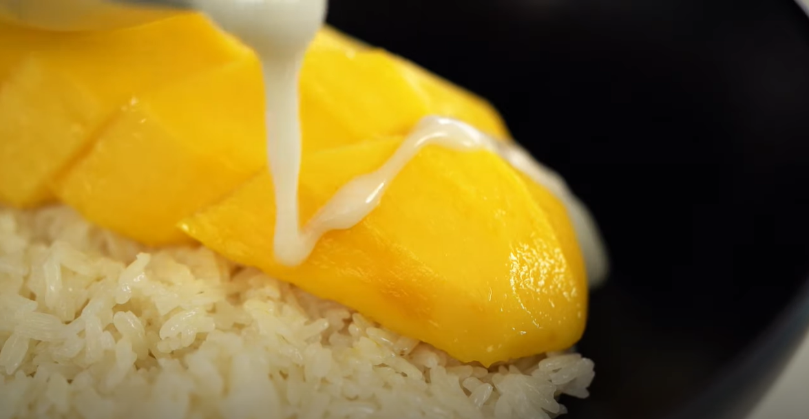 10 Simple Steps To Make Thai Mango Sticky Rice With 6 Ingredients Bangkok Foodie