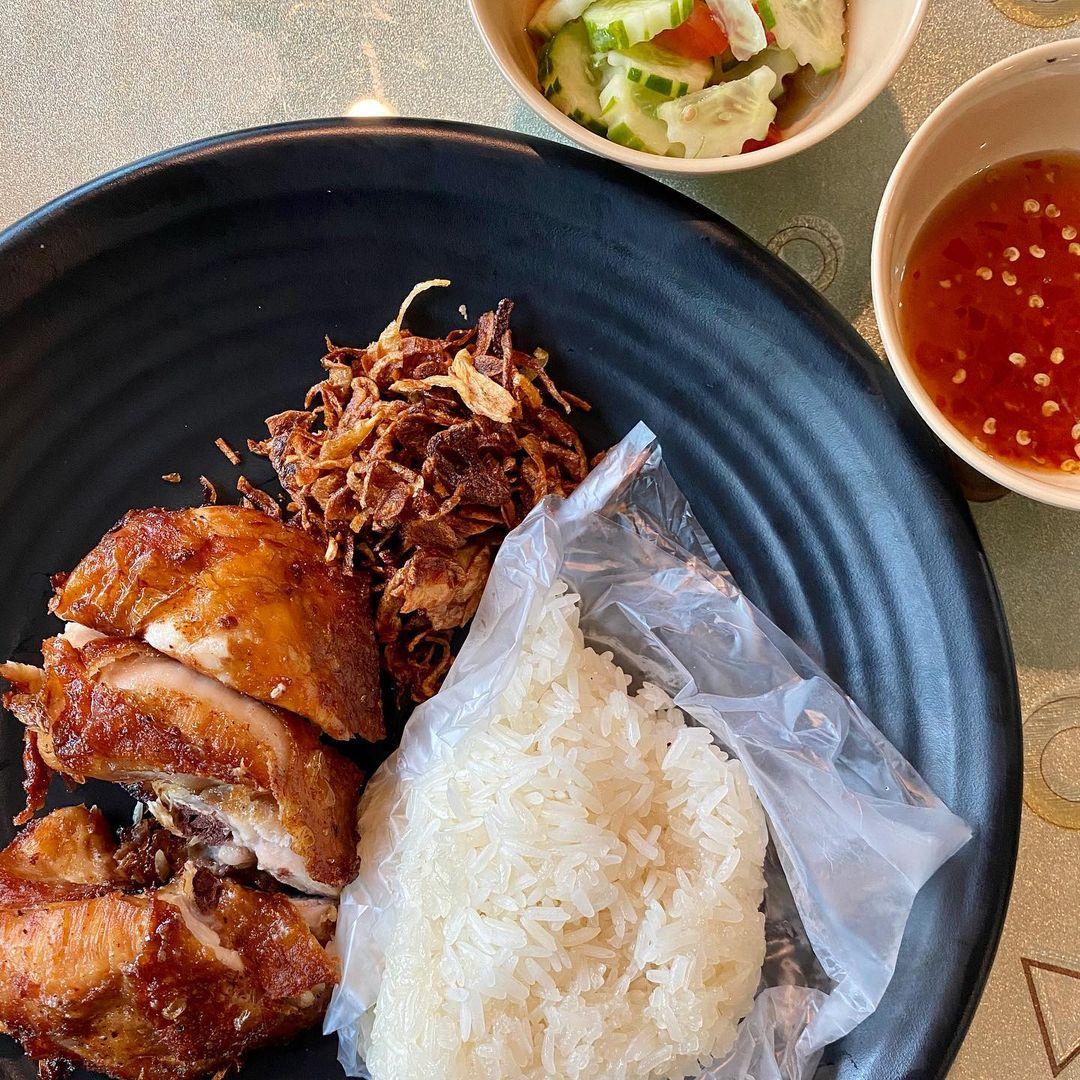 Hat Yai Fried Chicken Recipe